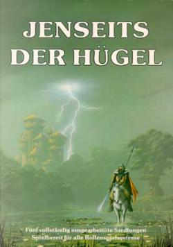 Titelbild des Buches: Ein Ritter reitet auf seinem Pferd vor einer Burg im Wald
