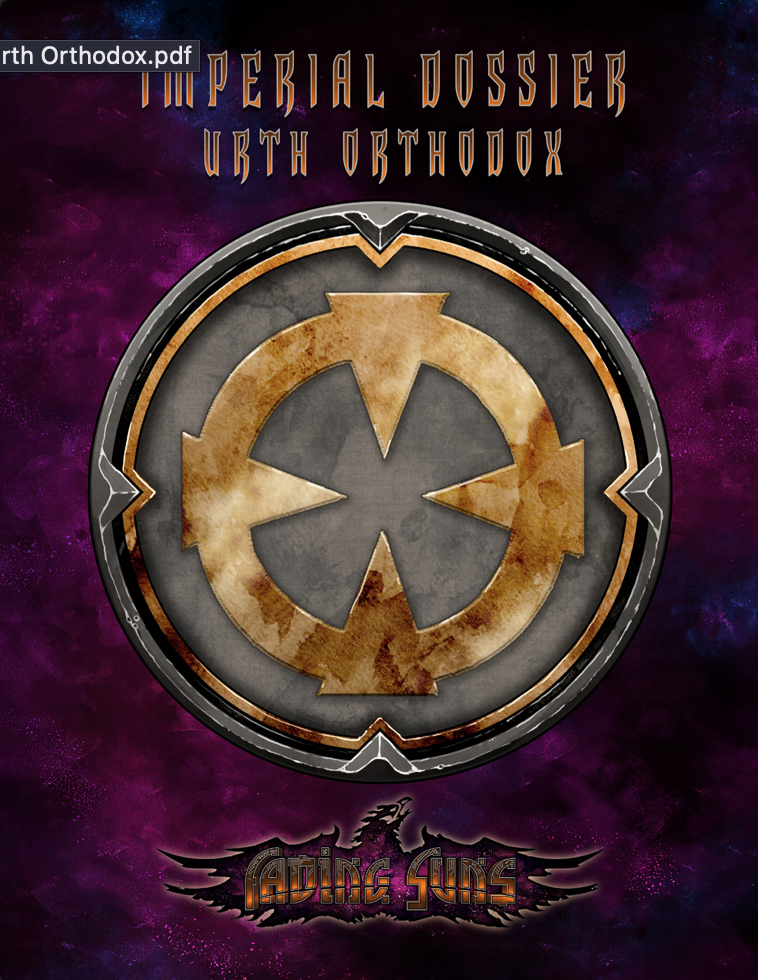 Imperial Dossier Urth Orthodox